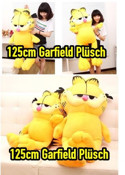 Garfield Plüschtier Plüsch Katze 125cm XXL Geschenk zu verkaufen Geschenk Frau Kind Freundin Spielzeuge & Basteln 2