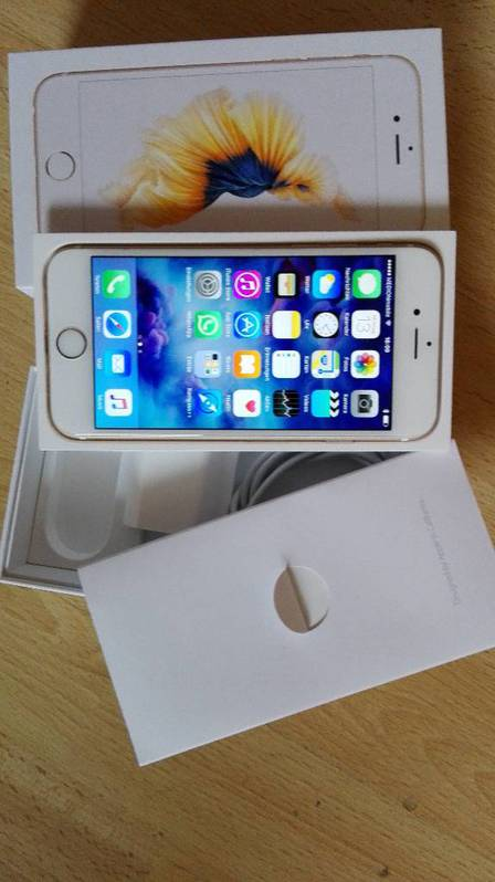 Iphone 6s 64GB Telefon & Navigation