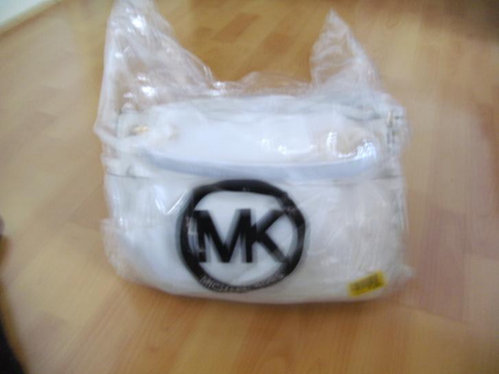 Michael Kors CYNTHIA OPTIC WHITE NEU!!! Kleidung & Accessoires 2