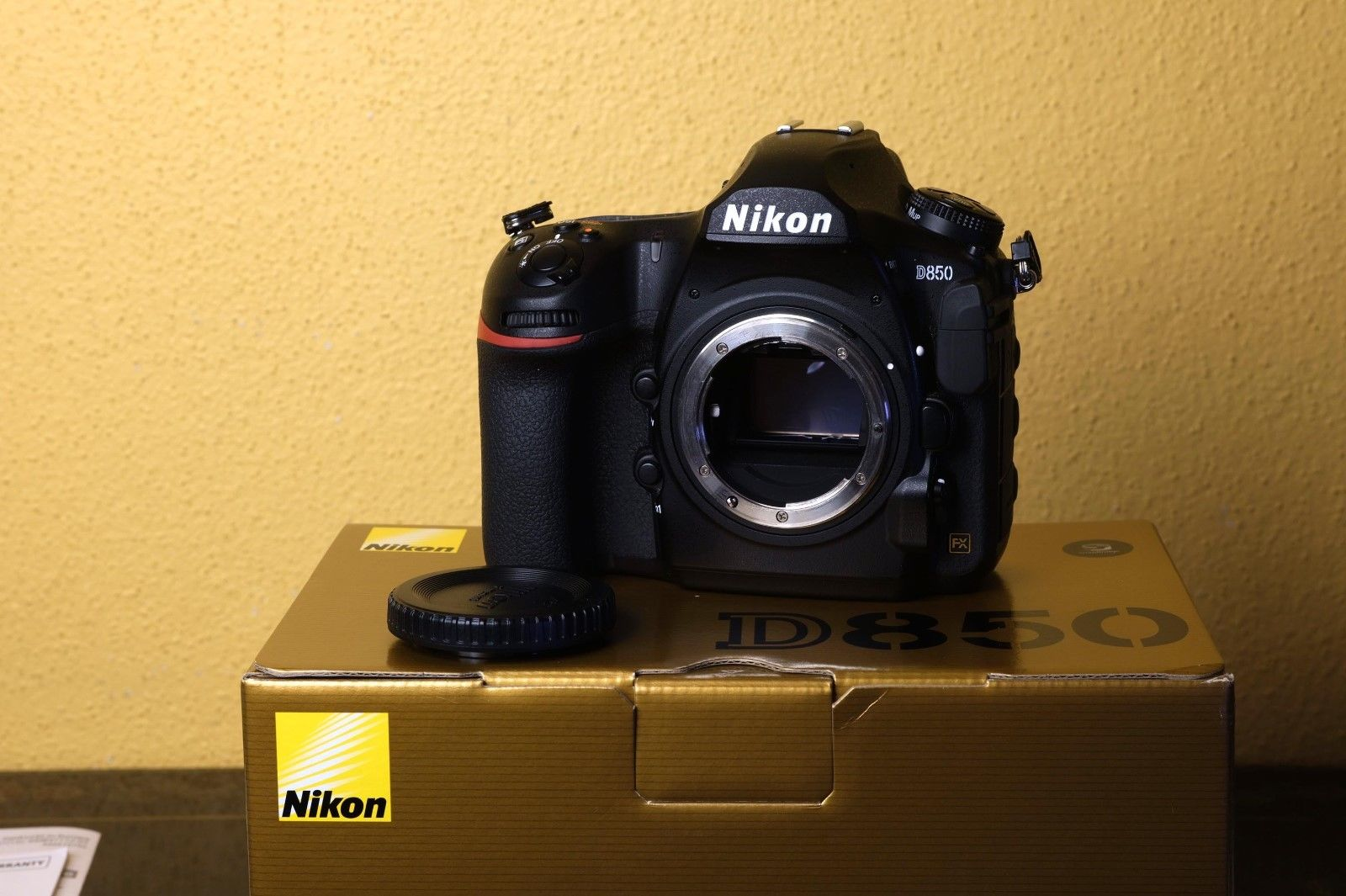 Nikon D850 Digitalkameras Foto & Video 2