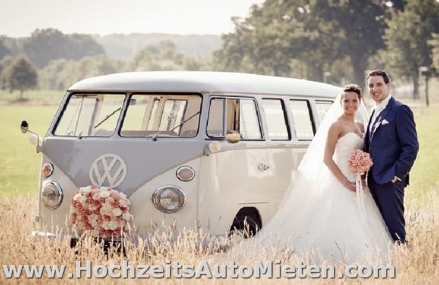 Oldtimer vw Bulli T1 oder T2 Mieten Hochzeitsauto Fahrzeuge 2