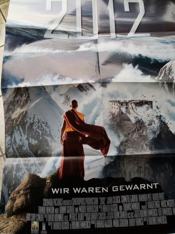 Orginal Plakat 2012  Emmerich Sammeln 2