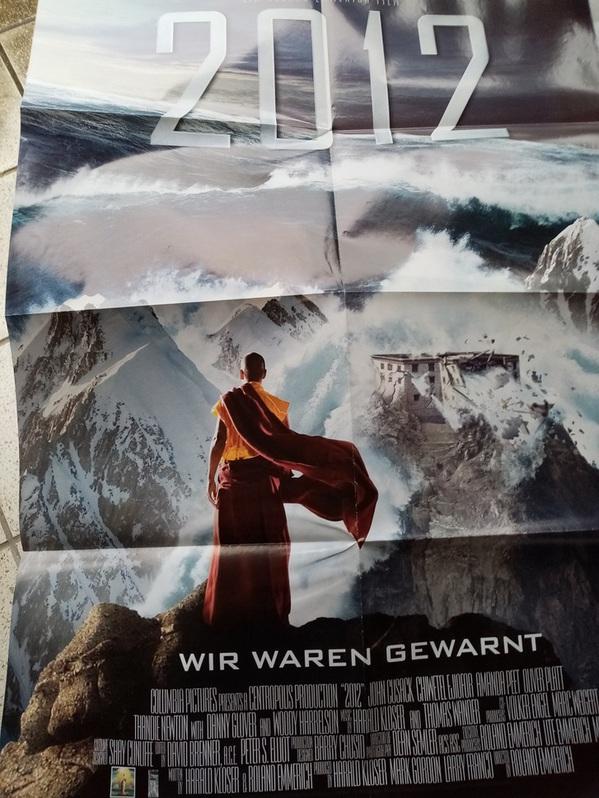 Orginal Plakat 2012  Emmerich Sammeln 3