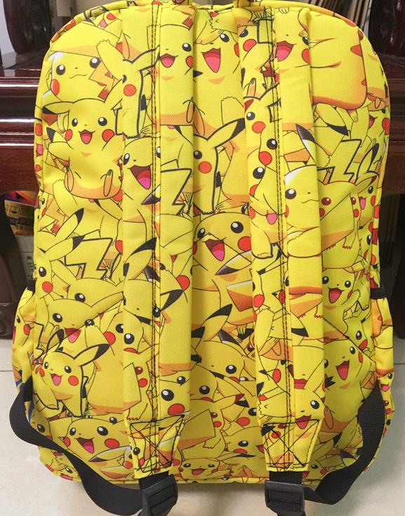 Pokémon GO Pikachu Kinder Kinderrucksack Rucksack Kindergarten Primar Schultasche Schulranzen für Kinder Kinderrucksack Kleinkinder Baby & Kind 2