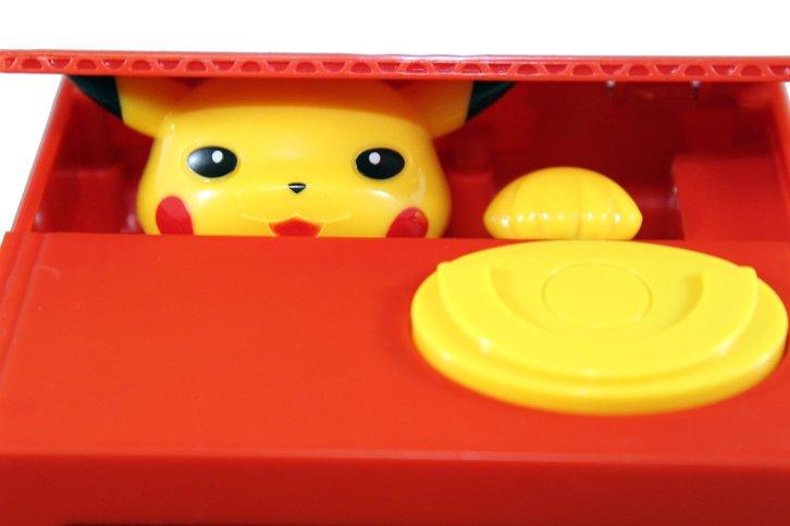 Pokémon Pikachu Sparkäsli Münz Sparschwein Spardose Box Geschenk Kind Kinder Fan Spielzeuge & Basteln 2