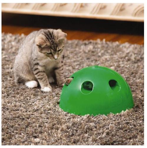 Pop' N Play Katzen Spielzeug Katzenspielzeug Indoor Zuhause Katze Feder Maus Spielzeug Unterhaltung TV Werbung Tiere 3
