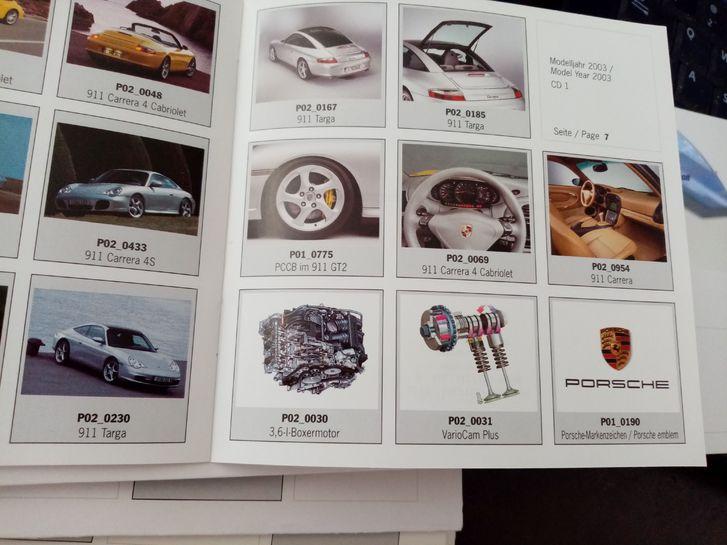 Presse Info Booklet 2004 Porsche 911 Turbo Cabriolet Sammeln 4