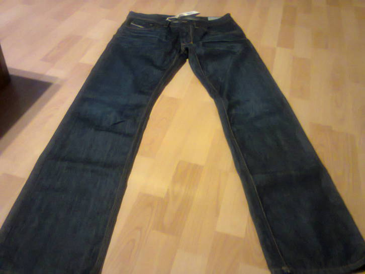 Replay Blue Jeans MFG.Co Gr.: 33/32 Kleidung & Accessoires 4