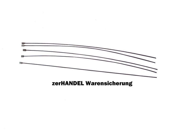 Stahlschlaufen (Lanyard) EL003 170mm lang ohne Öse Sonstige