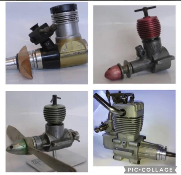 Suche Modellmotore Antiquitaeten