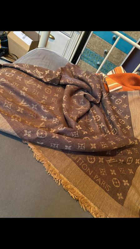 Tuch / Schal Louis Vuitton  Kleidung & Accessoires