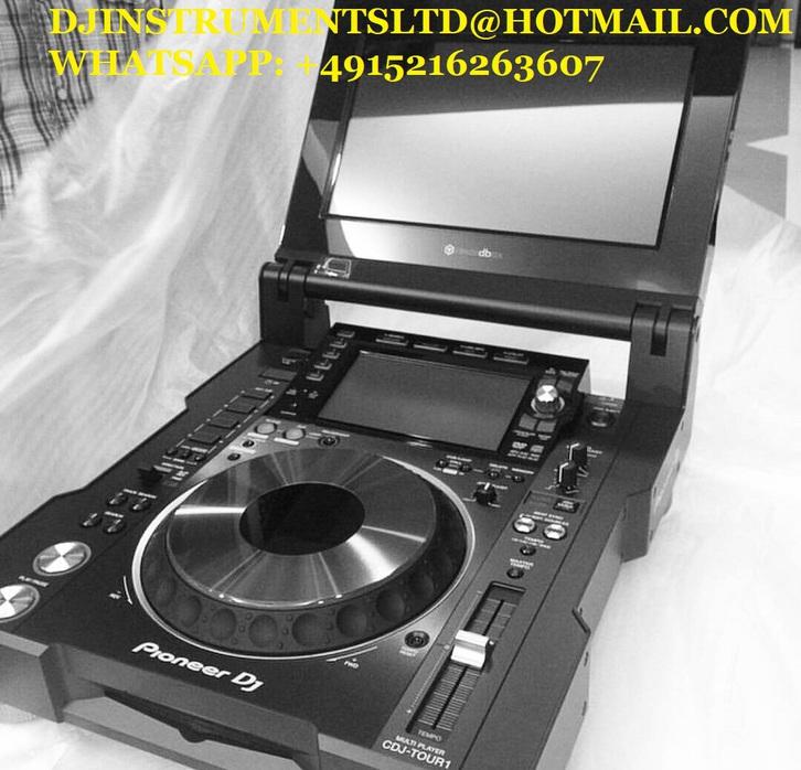 Verkaufe Neu Pioneer CDJ-Tour1,Pioneer DDJ RZX,Pioneer XDJ-XZ,Pioneer XDJ-RX2 Musik 3