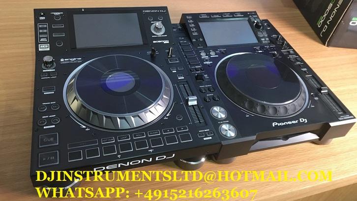 Verkaufe Neu Pioneer CDJ-Tour1,Pioneer DDJ RZX,Pioneer XDJ-XZ,Pioneer XDJ-RX2 Musik 4