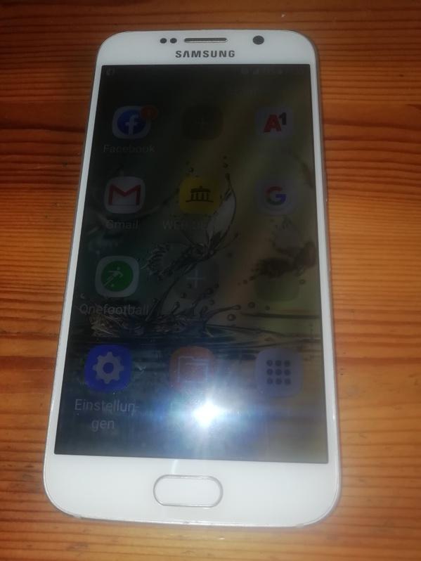 Verkaufe mein Samsung S6, sehr gepflegt, keinerlei Kratzer usw Telefon & Navigation 2