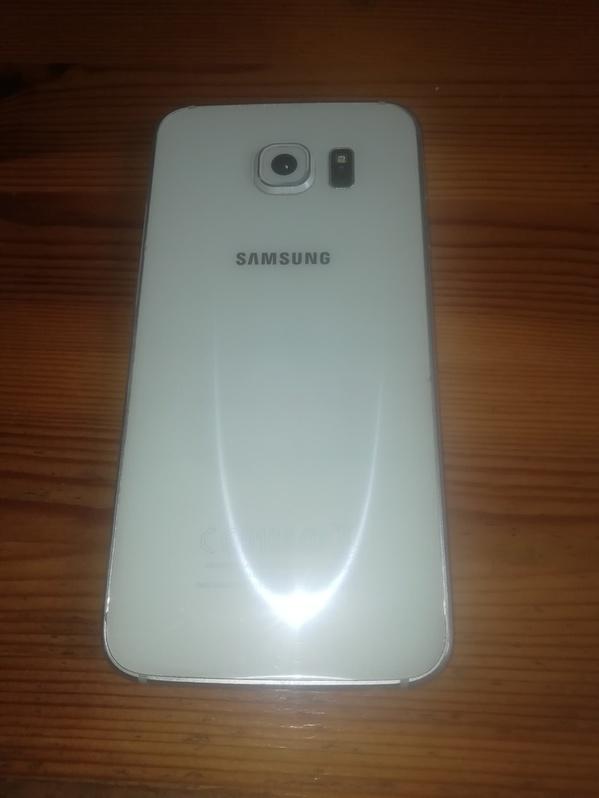Verkaufe mein Samsung S6, sehr gepflegt, keinerlei Kratzer usw Telefon & Navigation 3