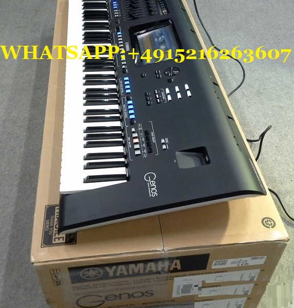 Verkauft Neu Yamaha Genos XXL Set - Tyros 5, Korg Pa4X, Ketron SD9/SD60 Musik