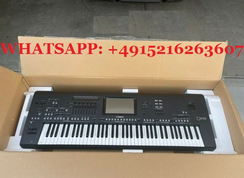 Verkauft Neu Yamaha Genos XXL Set - Tyros 5, Korg Pa4X, Ketron SD9/SD60 Musik 3