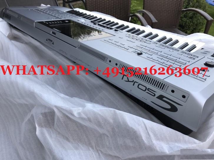 Verkauft Neu Yamaha Genos XXL Set - Tyros 5, Korg Pa4X, Ketron SD9/SD60 Musik 4