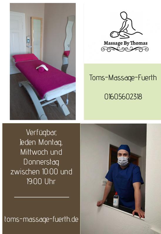 Wellnessmassagen in Fürth Sonstige