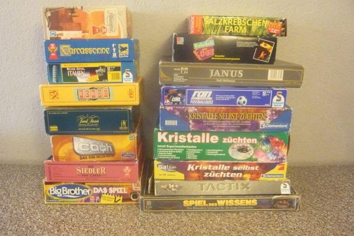 gesellschafsspiele Spielzeuge & Basteln