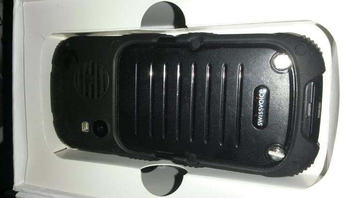 ist ein handy Swissvoice SV39 Telefon & Navigation 3