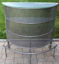 Stehbar indoor/outdoor