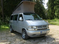 VW T4 California Generation Camper