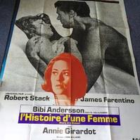 1969 CH Großformat Plakat  Kunst Lindi