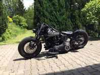 1998 Harley Davidson FATBOY Evo Springer Bobber FXST