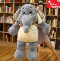Elefant Elefanten Plüsch Plüschtier Kuscheltier XXL Geschenk Kind Kinder Freundin