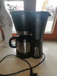 Fast neue Kaffeemaschine