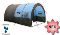 Grosses Tunnel Zelt Partyzelt Hauszelt Festzelt Camping Reisen Wandern Festival Schlafabteil für ca. 5-8 Personen