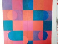 Konkrete Kunst, Johannes Itten Zürich Bauhaus Zweiklang 1964
