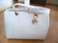 Michael Kors CYNTHIA OPTIC WHITE NEU!!!