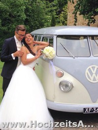 Oldtimer vw Bulli T1 oder T2 Mieten Hochzeitsauto