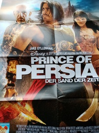Orginal Disney Plakat A1  Prince of Persia