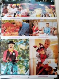 Orginal Plakat 1989 Eine Wahnsinnsfamilie  A1 Format