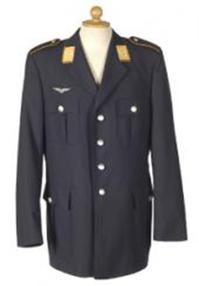 Original Bundeswehr Uniformjacke Luftwaffe Gr. 50