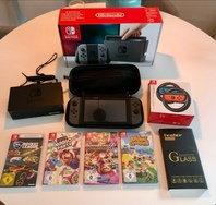 Riesen Nintendo Switch Paket