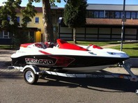 SeaDoo Speedster 150 - 2009 255PS 60 Std. incl .Trailer VMax 100km/h!!!