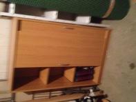 Sideboard  Buche mit zwei Einlegeböden