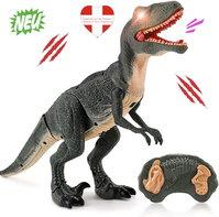 Velociraptor Dino Dinosaurier RC Spielzeug Fernbedienung Controller Spielzeug Raptor für Kind Kinder Geschenk Hit