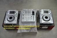 Verkauf Pioneer DJ-Set 2x Cdj-2000 Nxs2 & Djm-900 Nxs2 + Hdj-2000 Mk2 Dj-Paket