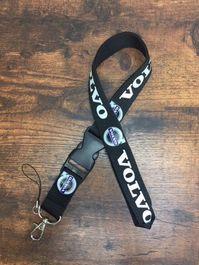 Volvo Auto Schlüsselband Schlüsselanhänger Fan Geschenk Shop