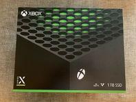 Xbox Series X 1TB Rechnung Neu Versiegelt