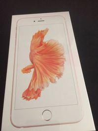 iPhone 6s 128 GB rosegold