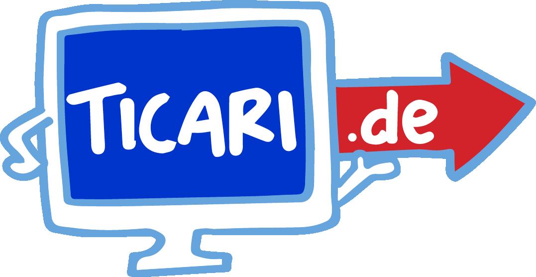 Logo ticari.de